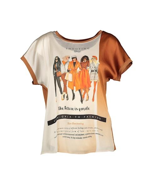lila 10 | t-shirt